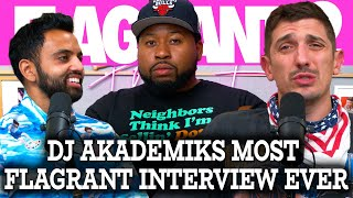 Flagrant 2 - DJ Akademiks Most Flagrant Interview Ever