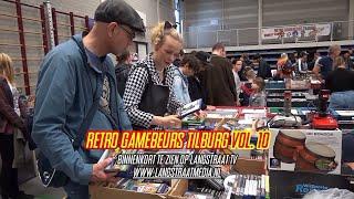 Retro Gamebeurs Tilburg Vol. 10 (2019) - Langstraat TV (Promo)