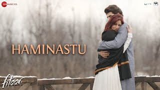 Haminastu - Song Video - Fitoor