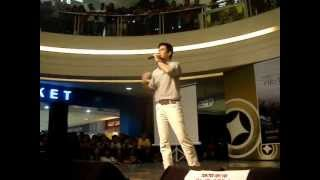 Christian Bautista @ SM City Bacoor - Nag-iisang Bituin / I'm Already King