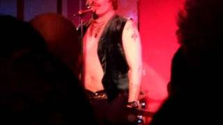 Adam and the Ants dog eat dog Live at the 100 Club