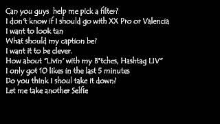 #SELFIE Chainsmokers Lyrics