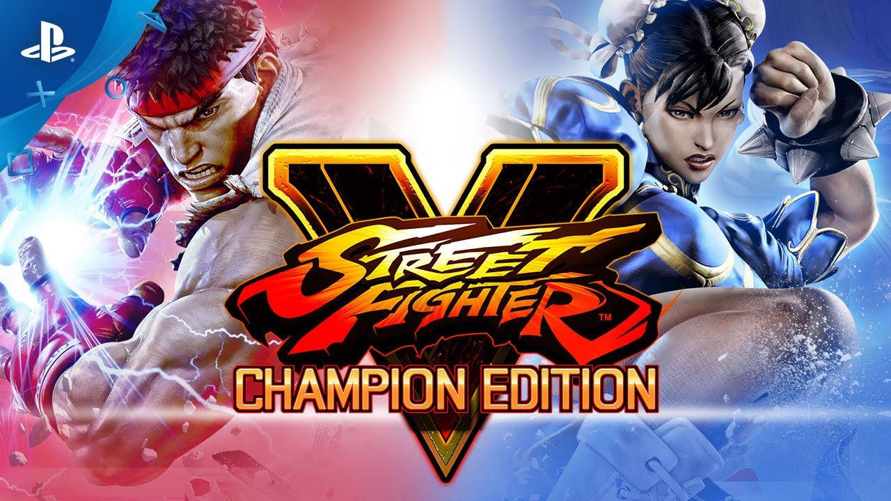Street Fighter V Champion Edition And New Character Seth