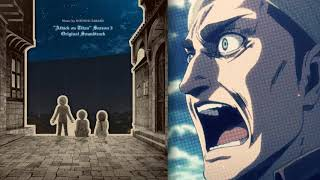 Attack On Titan Season 3 OST ~ [tooth-i- / Rage, my soldiers!]
