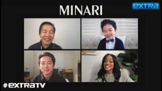 Steven Yeun Talks 'Emotional Journey' of Making 'Minari'
