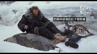 真人真事改编,逃亡小伙横穿极寒地带,把脚伸进海豹肚子里取暖,历时3年才到家
