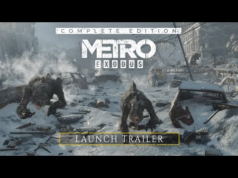 Metro Exodus: Enhanced Edition Features Awesome DualSense Support on PS5