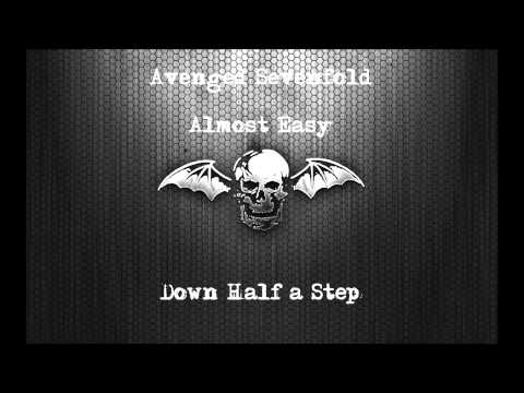 Avenged Sevenfold - Almost Easy Drop C