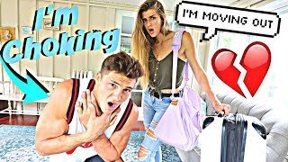 WE PRANKED EACH OTHER AT THE SAME TIME!! *EPIC FAIL*