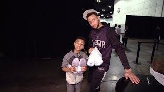 Kid Trainer Demarjay Goes to 2018 NBA All-Star Game