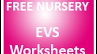 evs subject for nursery - मुफ्त ऑनलाइन वीडियो