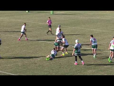 U14 SEQ White v SEQ Green 2017