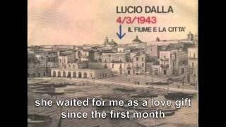 4/3/1943 by Lucio Dalla ( english subtitles )