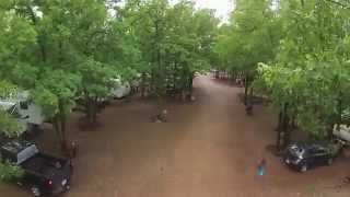 Majestic Oaks Campground Video