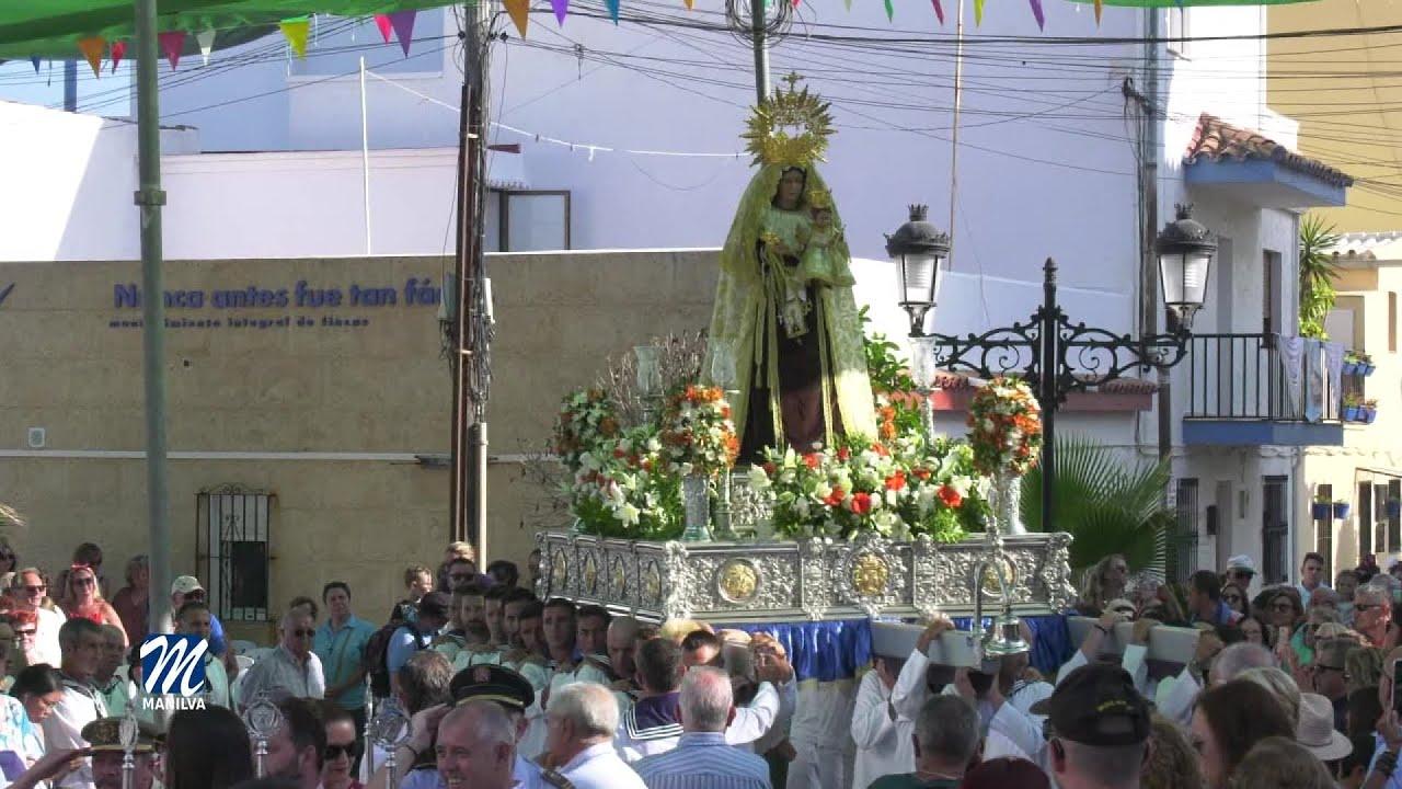 Mañana se celebra La Virgen Del Carmen