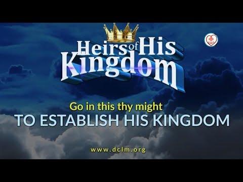 Deeper Life Bible Church Adult Choir Ministration - DEEPER LIFE