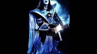 ACE FREHLEY . WORDS ARE NOT ENOUGH . THE ODER SIDE OF THE COIN . I LOVE MUSIC