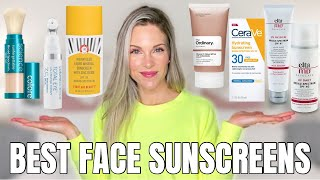 BEST SUNSCREENS FOR YOUR FACE 2020