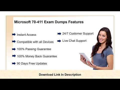 Latest 70-411 Pdf Dumps For Microsoft Certification Exam ...