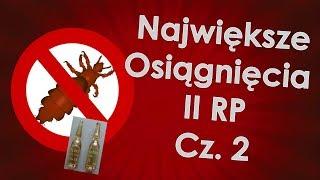 Największe osiągnięcia II RP cz. 2