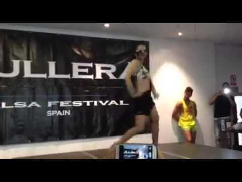 Anita Cullera Salsa Festival 2014