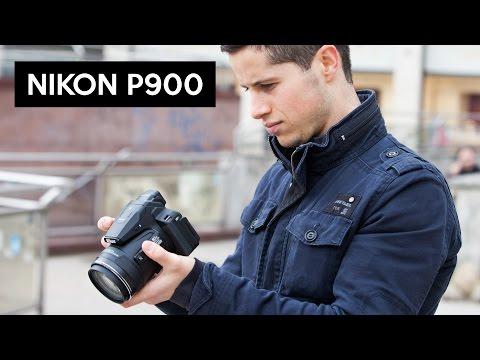 NIKON P900   die Super-Zoom-Kamera   Eindrücke aus Frankfurt am Main