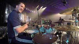 Only Way    Planetshakers | Andy Harrison   Live Drums From Planetshakers Conference 2019