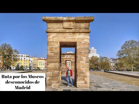 Museo Historia Madrid, Del Romanticismo Y Templo De Debod – Ruta Por Madrid