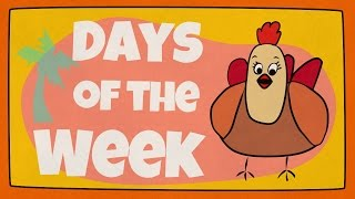 The Singing Walrus - Days Of The Week Song