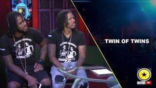 Twin of Twins Draws Tears with Stir-it Up!