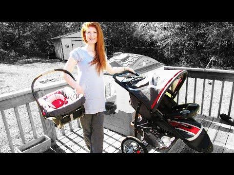 Graco Fastaction Fold Jogger Click Connect REVIEW