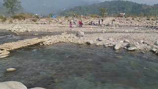 preview picture of video 'Lal Jhamela Picnic Spot | Indo-Bhutan Border | Dooars'