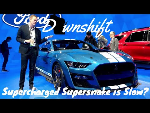 THE PADDOCK | 2020 Ford Shelby GT500 - Aimed at the Demon