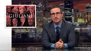 Rudy Giuliani: Last Week Tonight with John Oliver (HBO)