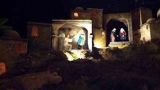 preview picture of video 'Tradicional nacimiento artesanal con figuras de cera en Salamanca, Guanajuato'
