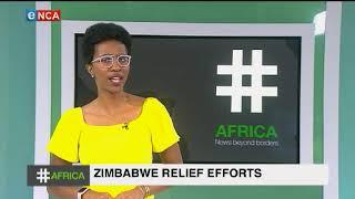#Africa | Zimbabwe Relief Efforts | 19 March 2019