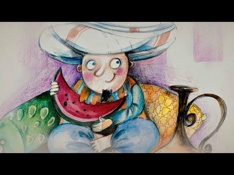 Бабушкины сказки - Маленький Мук | Мультфильмы для детей