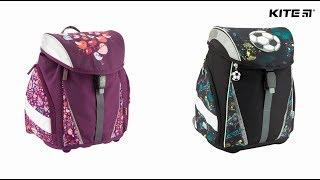 """Ранец школьный каркасный Kite K18-577S-1 от компании Интернет-магазин """"Радуга"""" - школьные рюкзаки, канцтовары, творчество - видео"""