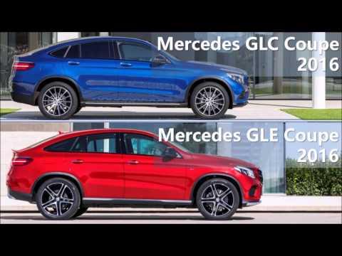 Mercedesbenz Glc Class Coupe Кроссовер класса J - тест-драйв 5