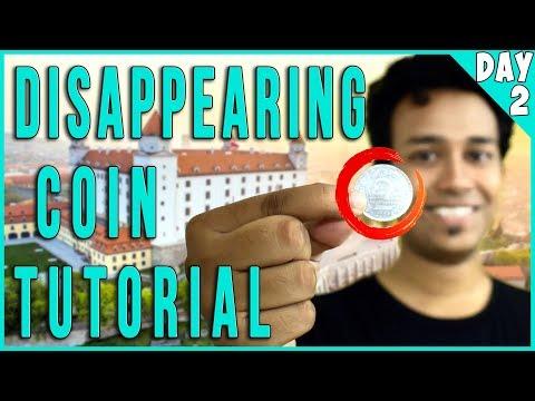 Coin Portal Vanish Trick Tutorial