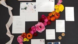 Ophelia Wedding Invitation Suite By Shine Wedding Invitations