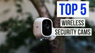 Best Outdoor/Indoor Wireless Security Cameras in 2018, Which Is The Best Security Camera?