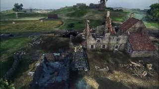 World of Tanks 9.16 Overlord bugs