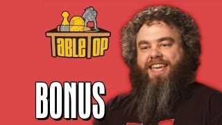 Pat Rothfuss Extended Interview from Lords of Waterdeep - TableTop S02E10