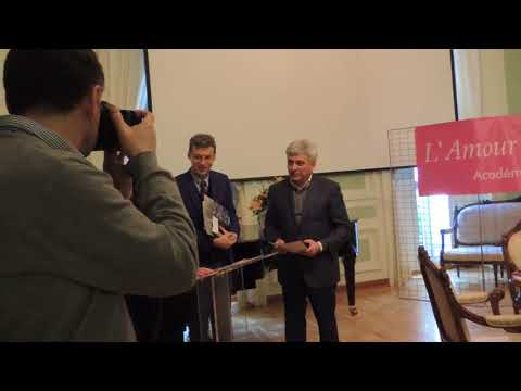Александр Коротко, Events , Alexander Korotko Big Literary Prize Award Ceremony