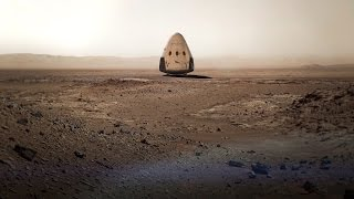 SpaceX Wants To Land On Mars By 2018