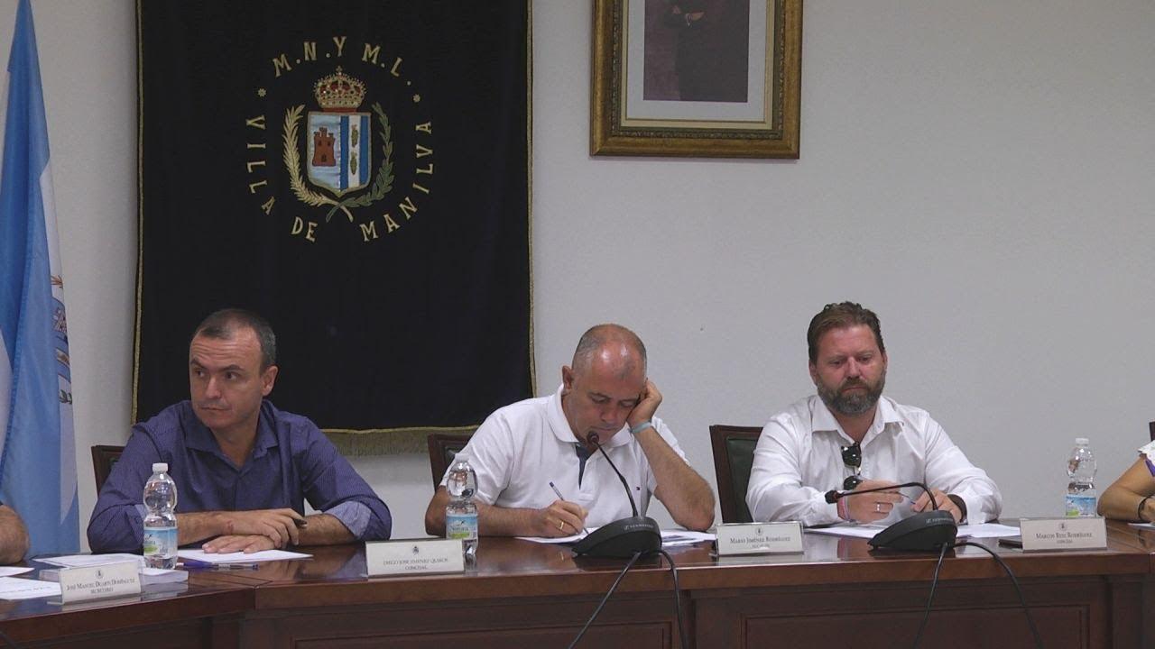LOS RUEGOS Y PREGUNTAS CENTRA LA ATENCIÓN DEL PLENO ORDINARIO