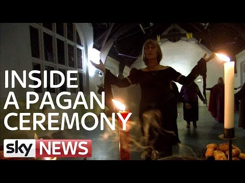 What Happens At A Pagan Ceremony?