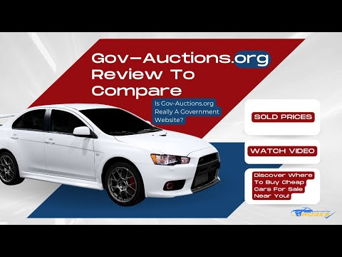 Government Auto Auctions USA - How To Buy Cheap Cars For Sale Near You Mp3