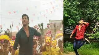 Sandakozhi 2 - Kambathu Ponnu Tamil Video | Dj Stee | Vishal | Yuvanshankar Raja
